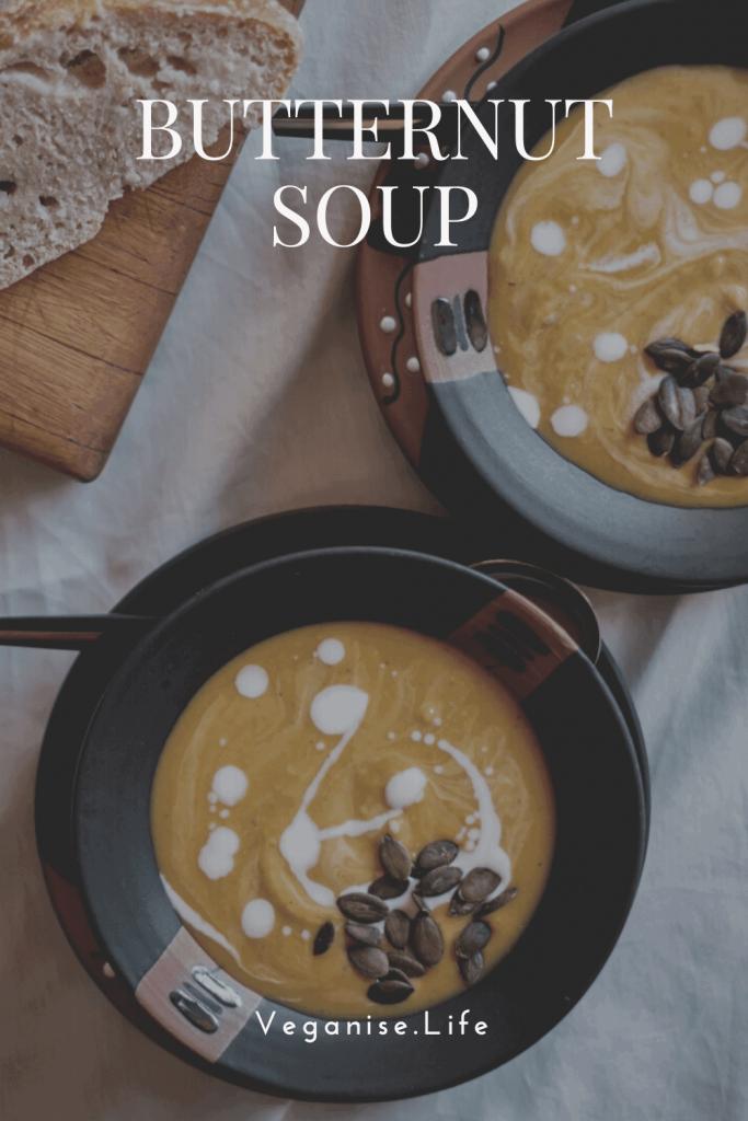 Butternut Soup pin
