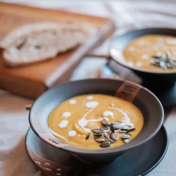 Butternut Soup image