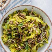 Pea-Pesto-Pasta image.