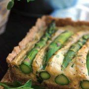 Vegan-Quiche-Asparagus image.